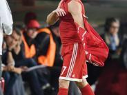 FC Bayern: Trotz 3:0-Sieg: Beim FC Bayern fliegen die Fetzen