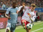 Champions League: Leipzig steht gegen Monaco unter Druck
