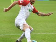 FC Augsburg: Marcel Heller - ein Profi, der nie einer werden wollte