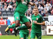 FC Augsburg: Caiuby bewirbt sich um die Startelf beim FC Augsburg