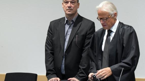 Ex-Politiker Linus Förster vor Gericht