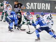 AEV: Niederlage zeigt ein Problem der Augsburger Panther