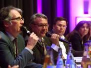 Günzburg: Sechs Kandidaten stellen sich den Fragen der Zeitung