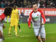 Einzelkritik: FC Augsburg erkämpft sich Sieg mit einer Teamleistung