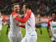 """FC Augsburg: Pressestimmen zum Spiel: """"Verdient auf Champions-League-Platz"""""""