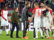 FC Augsburg: FCA gegen RB Leipzig - ein emotional aufgeladenes Duell