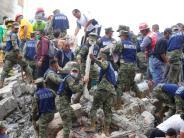 Mexiko: Mehr als 220 Tote bei schwerem Erdbeben in Mexiko