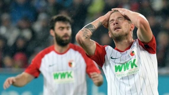 FC Augsburg: Sperre und Strafe gegen Daniel Baier