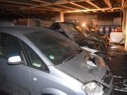 Dillingen: Zerstörte Autos in Dillingen: Schon wieder war es Brandstiftung