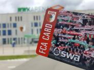 FC Augsburg: Hier bekommen FCA-Fans künftig ihr Bezahlkarten-Guthaben zurück
