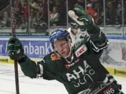 Augsburger Panther: Tabellenführer! Panther dominieren gegen Nürnberg