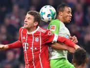 Bundesliga: FC Bayern verpasst gegen Wolfsburg die Tabellenführung