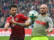 Bundesliga: 1. FC Köln holt ersten Punkt - Leverkusen besiegt HSV