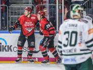 Augsburger Panther: AEV verliert in Köln die Tabellenführung