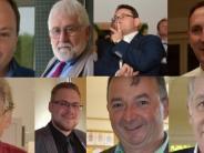 Bundestagwahl 2017: Alle Meinungen der acht Kandidaten auf einen Blick