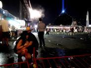 Las Vegas: 59 Tote nach Schüssen in Las Vegas: Amerika trauert - und demonstriert