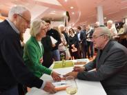 AZ-Literaturabend: Sten Nadolny liest in der Augsburger Stadtbücherei