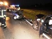 Kreis Donau-Ries: Zwei Frauen bei Unfall schwer verletzt