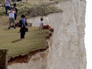 Seven Sisters: Studentin posiert für Foto und stürzt Klippen hinab