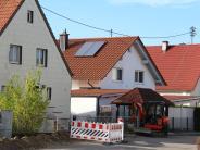 Kreis Neu-Ulm: Bagger reißt Gasleitung in Bellenberg ab: Keine Gefahr mehr