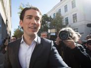 Kommentar: Österreich: Kurz kann Kanzler werden