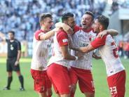 FCA II: FC Augsburg II besiegt 1860 München vor Rekordkulisse