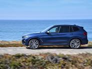 Neuvorstellung: BMW startet die dritte Auflage des X3 im November