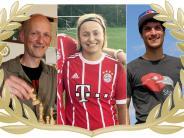 Voting: Wer wird Sportler des Monats September?
