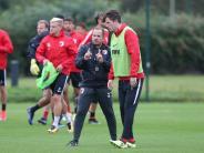 FC Augsburg: Was FCA-Trainer Baum mit Gregoritsch vorhat