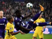 Champions League: PSG steuert weiter Gruppensieg an - Barcelona und ManUnited perfekt
