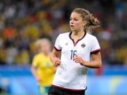 DFB-Frauen: Leupolz-Comeback gegen Island