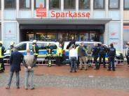 Schleswig-Holstein: Wildgewordene Wildschweine in Heide - vier Verletzte