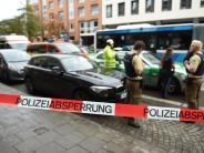 München: Mann sticht wahllos auf Passanten ein: Polizei fasst mutmaßlichen Täter