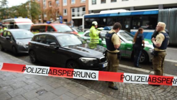München: Mutmaßlicher Messerstecher litt wohl unter Verfolgungswahn