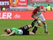 "FC Augsburg: ""Großchancen liegen lassen"": Trainer Manuel Baum ist verärgert"