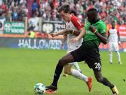 FC Augsburg: Die Partie FCA gegen Hannover 96 in Bildern