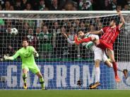 """Champions League: Pressestimmen: """"FC Bayernmachtsich Leben selbst schwer"""""""