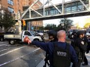 New York: Acht Tote bei Anschlag - Trump fordert Todesstrafe für Attentäter