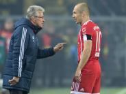 FC Bayern: Mit Jupp Heynckes marschiert der FC Bayern wieder vorneweg
