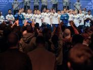 """Nationalmannschaft: """"Auch ein bisschen Druck"""": Spieler präsentieren DFB-Trikot"""