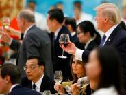 Asienreise: Donald Trump knickt vor China ein