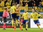 WM-Qualifikation: Italien muss nach 0:1 gegen Schweden um WM bangen