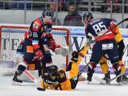 Augsburg: Deutschland Cup: Eishockey-Team verliert auch zweites Spiel