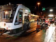 Augsburg: Unfall mit Tram löste Verkehrschaos in Augsburg aus