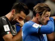 """Italien-Schweden: Pressestimmen zu Italiens WM-Aus: """"Das ist die Apokalypse"""""""
