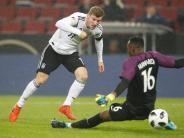 Deutschland - Frankreich: DFB-Elf verhindert Niederlage in letzter Minute