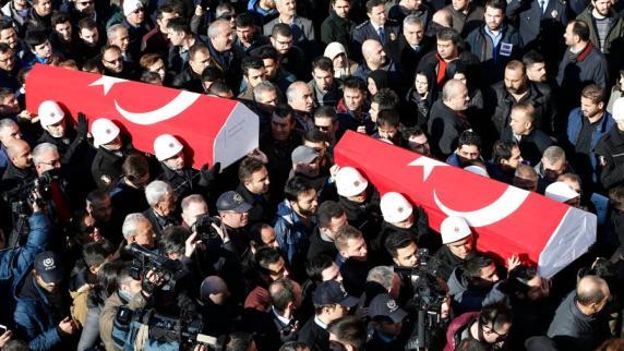 Global Terrorism Index belegt | Zahl der Terroropfer in Europa steigt