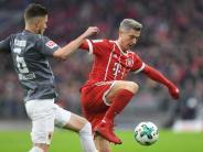 FC Augsburg: Bayern München schlägt FCA souverän mit 3:0