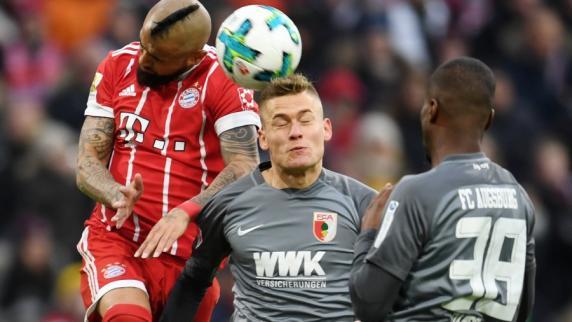 FC Augsburg: FCA-Einzelkritik: Hitz und Opare waren die einzigen Lichtblicke