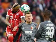 FC Augsburg: Einzelkritik: Hitz und Opare waren die einzigen Lichtblicke